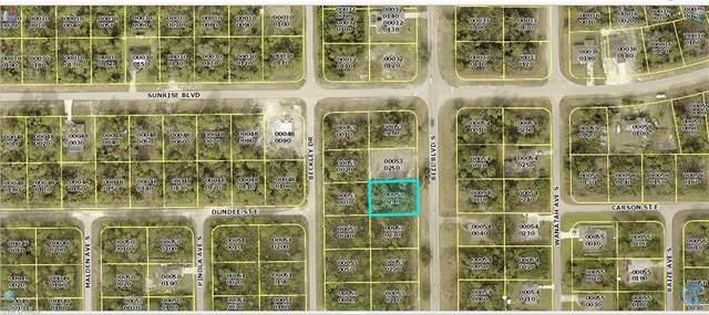 214 Bell Boulevard S, Lehigh Acres, FL 33974 (MLS #221069535) :: #1 Real Estate Services