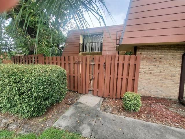1532 Park Meadows Drive #1, Fort Myers, FL 33907 (MLS #221069566) :: Clausen Properties, Inc.