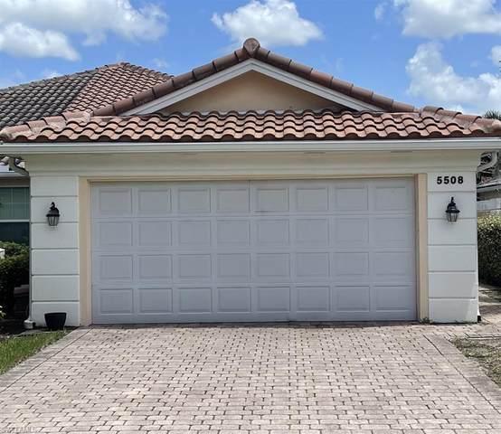 5508 Islandwalk Circle, Naples, FL 34119 (MLS #221069875) :: The Naples Beach And Homes Team/MVP Realty