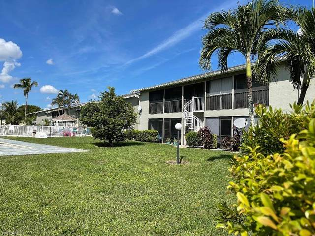 4708 SW 8th Place #202, Cape Coral, FL 33914 (MLS #221069885) :: Team Swanbeck