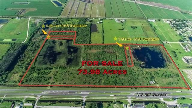 1210 U S Highway 27, Moore Haven, FL 33471 (#221069966) :: Jason Schiering, PA