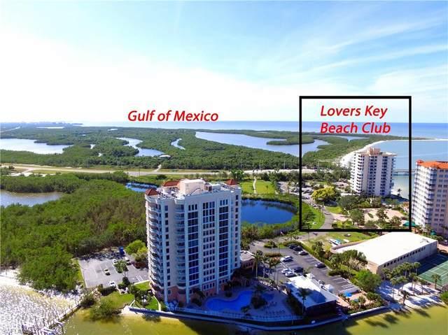 8701 Estero Boulevard #1208, Bonita Springs, FL 33931 (MLS #221069970) :: Realty World J. Pavich Real Estate