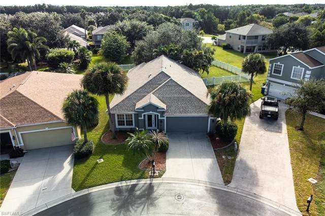 12839 Oakpointe Circle, Fort Myers, FL 33912 (MLS #221070025) :: Domain Realty