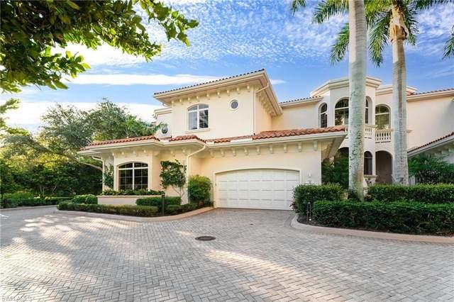 4931 Bonita Bay Boulevard #101, Bonita Springs, FL 34134 (#221070115) :: MVP Realty