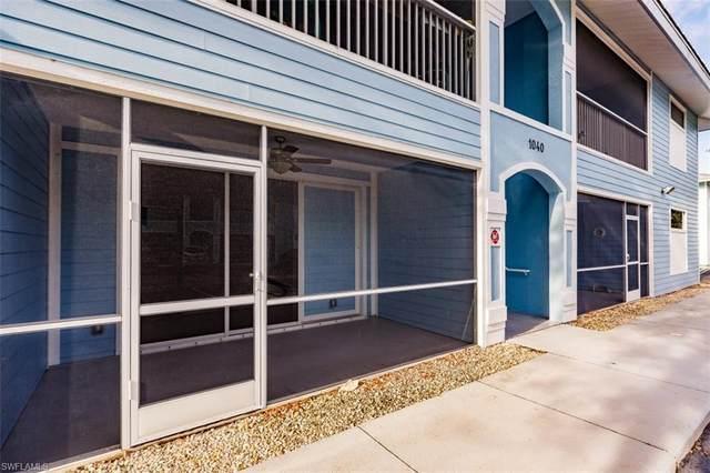 1040 Hancock Creek South Boulevard #204, Cape Coral, FL 33909 (MLS #221070134) :: Team Swanbeck