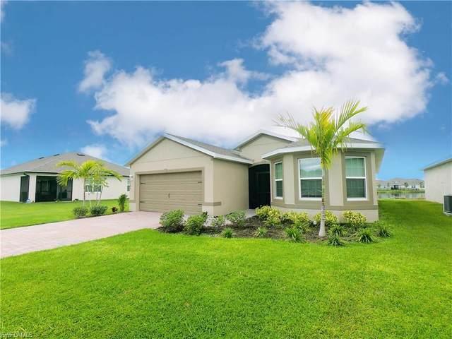 3186 Cozumel Court, Cape Coral, FL 33909 (#221070161) :: Jason Schiering, PA