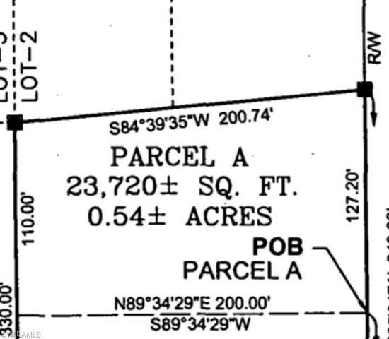 7606 Bonita Boulevard, North Fort Myers, FL 33917 (MLS #221070324) :: #1 Real Estate Services