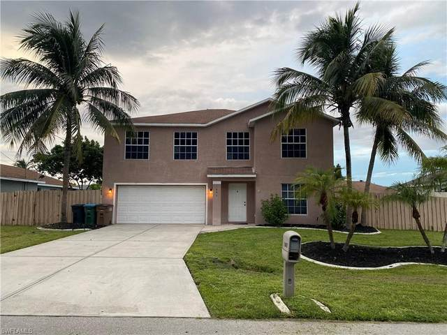 1447 SE 17th Terrace, Cape Coral, FL 33990 (MLS #221070408) :: Team Swanbeck