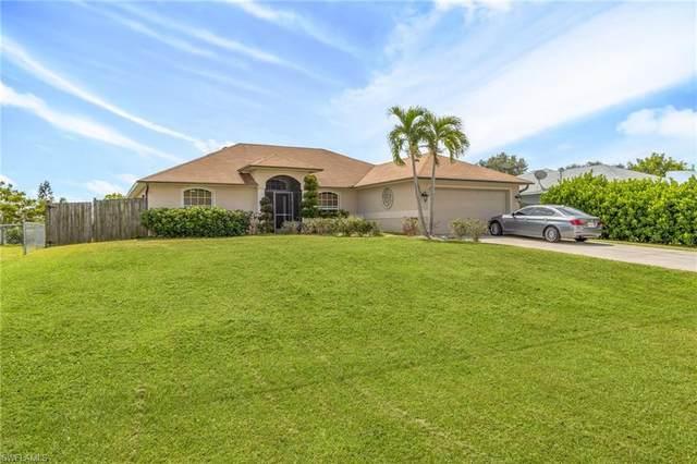 624 NE Van Loon Lane, Cape Coral, FL 33909 (MLS #221070790) :: #1 Real Estate Services