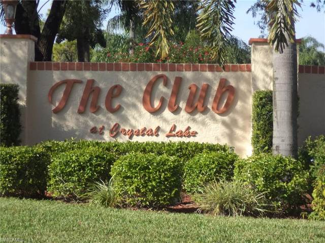 8474 Charter Club Circle #13, Fort Myers, FL 33919 (MLS #221070918) :: RE/MAX Realty Team
