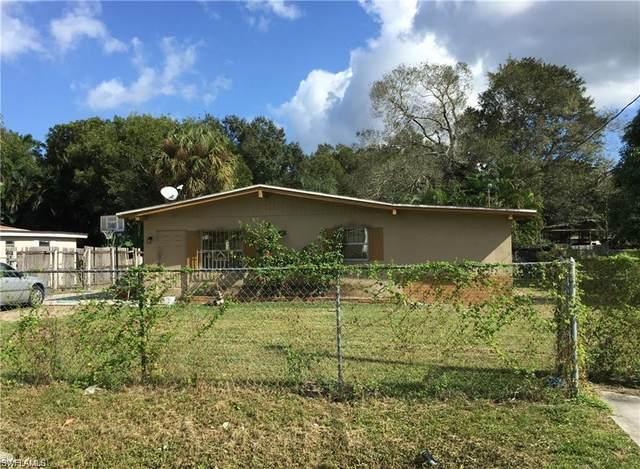 813 Van Buren Street, Fort Myers, FL 33916 (#221071274) :: Jason Schiering, PA