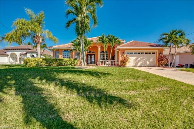 2721 SW 46th Street, Cape Coral, FL 33914 (MLS #221071282) :: RE/MAX Realty Team