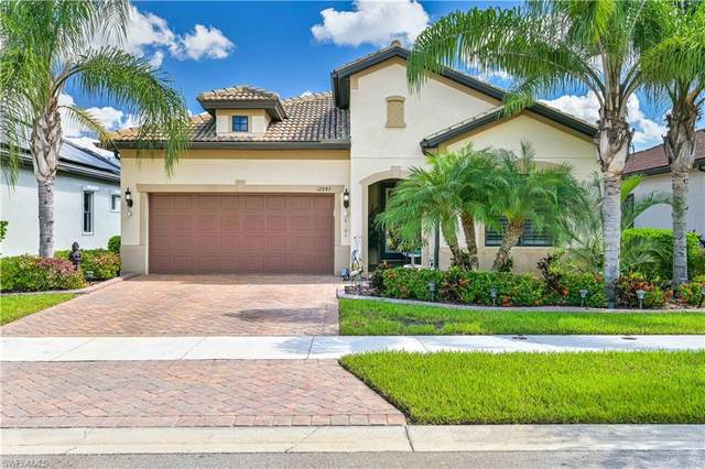 12843 Epping Way, Fort Myers, FL 33913 (MLS #221071406) :: #1 Real Estate Services
