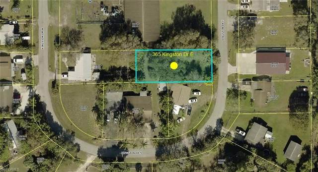 365 Kingston Drive E, Fort Myers, FL 33905 (MLS #221071519) :: Domain Realty