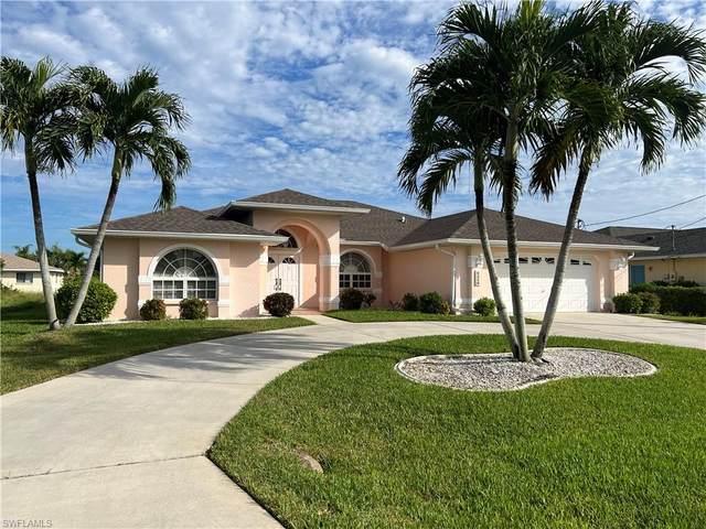 1219 SE 20th Street, Cape Coral, FL 33990 (MLS #221071714) :: #1 Real Estate Services