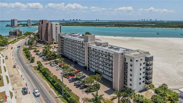 8350 Estero Boulevard #534, Fort Myers Beach, FL 33931 (MLS #221071727) :: #1 Real Estate Services