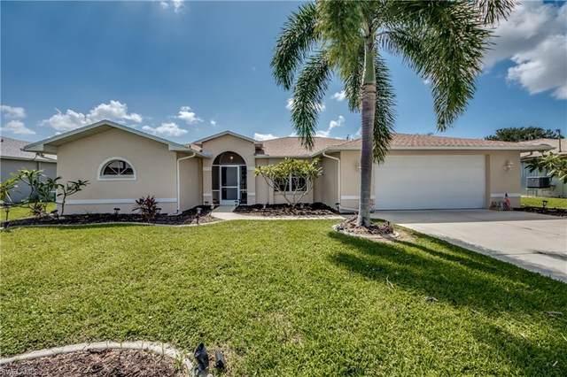 604 SW 35th Terrace, Cape Coral, FL 33914 (MLS #221071779) :: #1 Real Estate Services