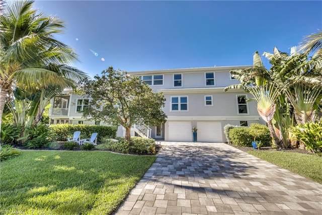 1511 Angel Drive, Sanibel, FL 33957 (MLS #221071782) :: Realty World J. Pavich Real Estate