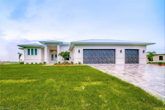 3809 Kismet Lakes Lane, Cape Coral, FL 33993 (MLS #221071788) :: The Naples Beach And Homes Team/MVP Realty
