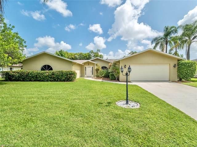 5470 Chablis Lane, Fort Myers, FL 33919 (MLS #221071914) :: Domain Realty