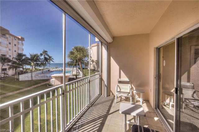 7400 Estero Boulevard #214, Fort Myers Beach, FL 33931 (MLS #221071995) :: #1 Real Estate Services