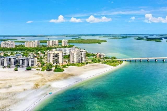 8400 Estero Boulevard #805, Fort Myers Beach, FL 33931 (MLS #221072049) :: #1 Real Estate Services