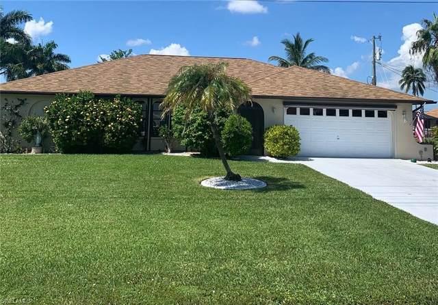 4612 SW Santa Barbara Place, Cape Coral, FL 33914 (MLS #221072060) :: Domain Realty