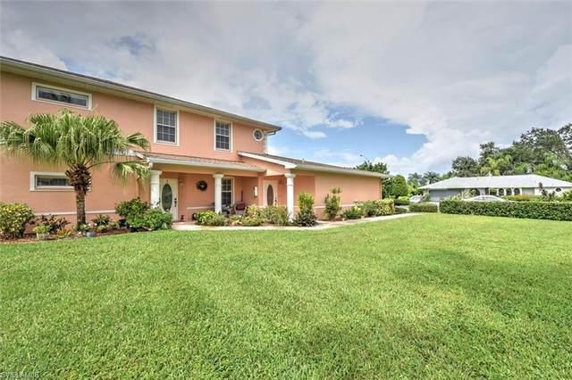 20012 Lake Vista Circle N 8D Door #2, Lehigh Acres, FL 33936 (#221072212) :: MVP Realty