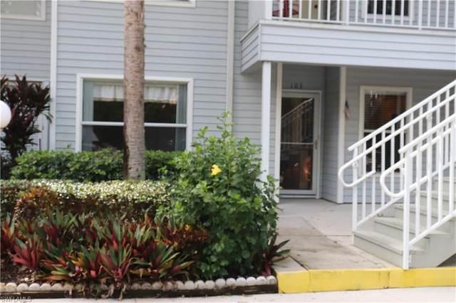 1933 Courtyard Way D-103, Naples, FL 34112 (MLS #221072334) :: Clausen Properties, Inc.
