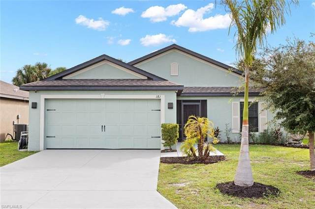 181 Shadow Lakes Drive, Lehigh Acres, FL 33974 (MLS #221072406) :: Medway Realty