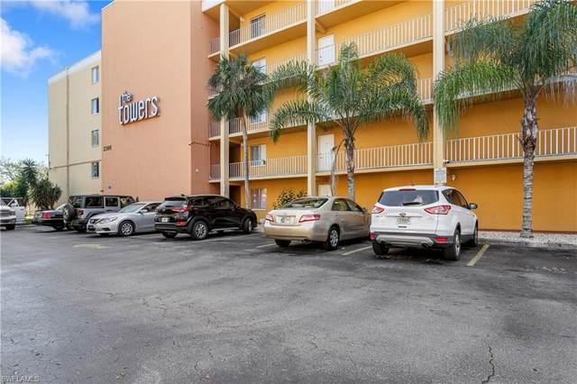2366 E Mall Drive #202, Fort Myers, FL 33901 (MLS #221072409) :: Florida Homestar Team