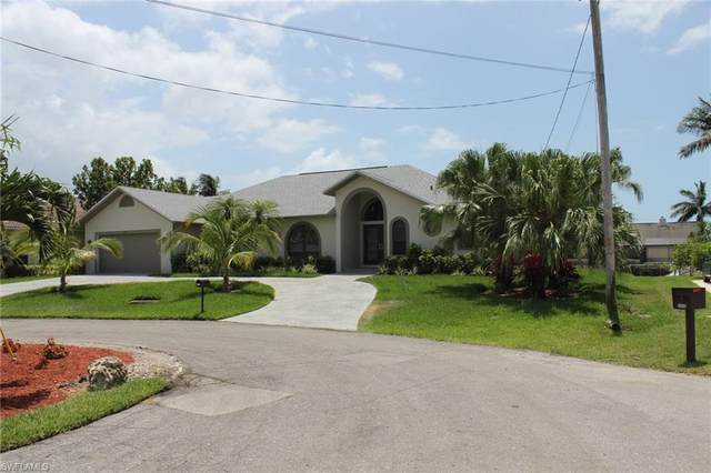 5345 SW 9th Place, Cape Coral, FL 33914 (MLS #221072424) :: Domain Realty