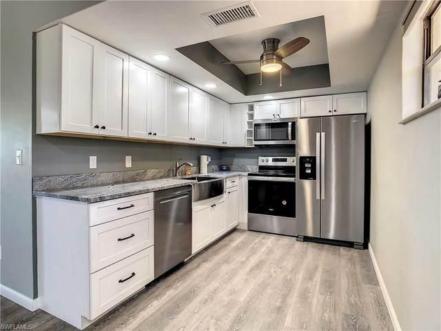 12501 Mcgregor Boulevard #23, Fort Myers, FL 33919 (MLS #221072730) :: Domain Realty