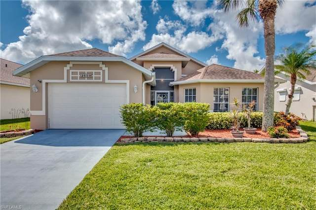 3640 Gloxinia Drive, North Fort Myers, FL 33917 (MLS #221072959) :: #1 Real Estate Services
