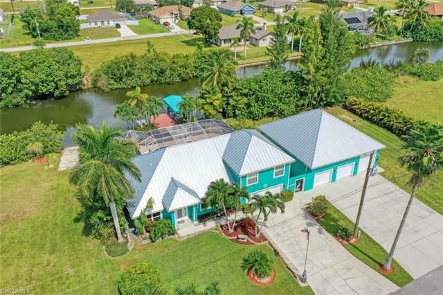 417 NW 14th Street, Cape Coral, FL 33993 (MLS #221073055) :: Crimaldi and Associates, LLC