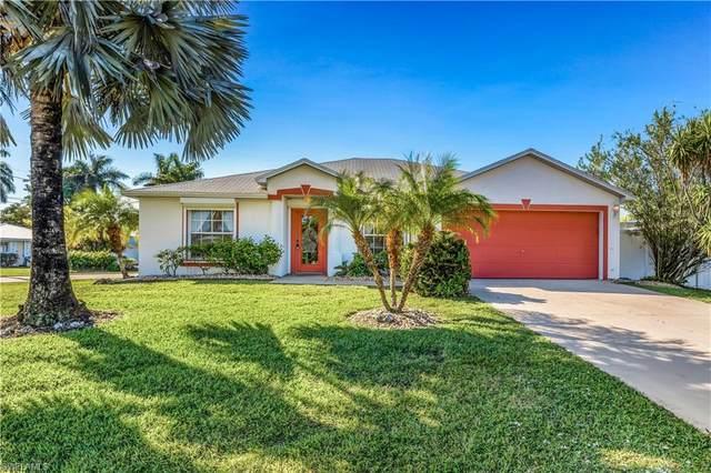 110 SE 46th Lane, Cape Coral, FL 33904 (#221073097) :: Southwest Florida R.E. Group Inc