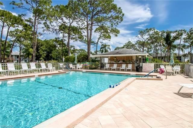 7092 Nantucket Circle #8, North Fort Myers, FL 33917 (#221073098) :: Southwest Florida R.E. Group Inc