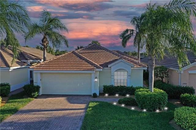 2452 Woodbourne Place, Cape Coral, FL 33991 (MLS #221073165) :: Crimaldi and Associates, LLC
