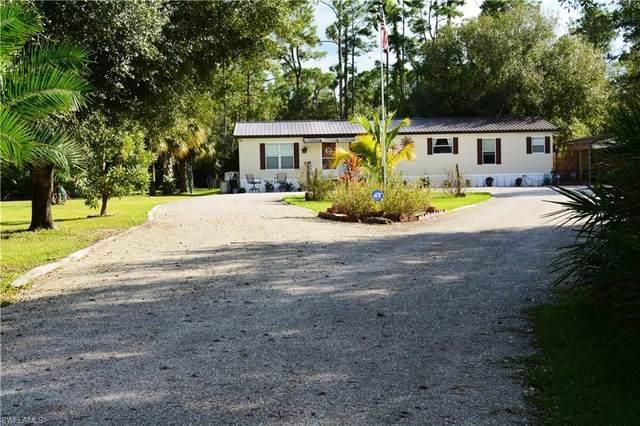 4075 Fort Center Avenue, FORT DENAUD, FL 33935 (MLS #221073209) :: Team Swanbeck