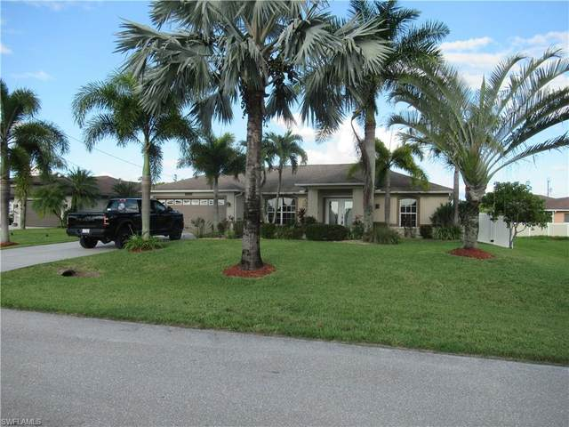 2547 SW 26th Place, Cape Coral, FL 33914 (MLS #221073277) :: RE/MAX Realty Team