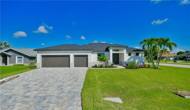 2103 SW 49th Terrace, Cape Coral, FL 33914 (MLS #221073294) :: MVP Realty and Associates LLC