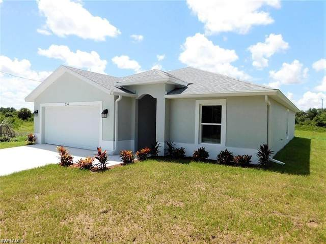 536 Theodore Vail Street E, Lehigh Acres, FL 33974 (MLS #221073298) :: Domain Realty