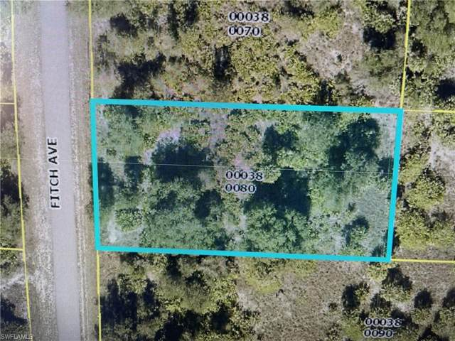 2308 Fitch Avenue, Alva, FL 33920 (MLS #221073329) :: Medway Realty
