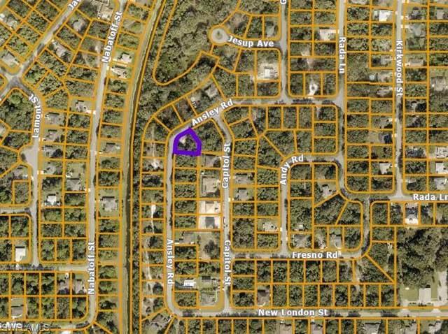 Ansley Road, North Port, FL 34288 (MLS #221073395) :: Medway Realty