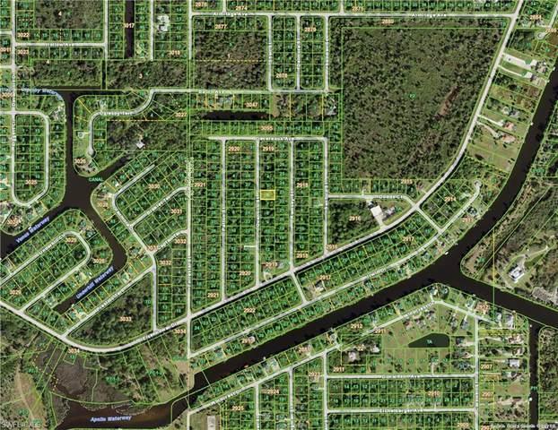 1284 Quantico Street, Port Charlotte, FL 33953 (#221073406) :: MVP Realty