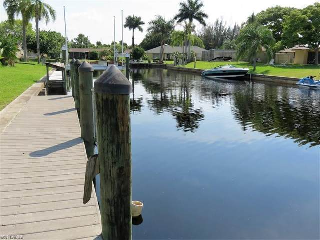 385 Bamboo Drive, North Fort Myers, FL 33917 (MLS #221073445) :: The Premier Group