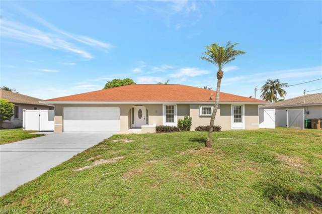 2115 SE 15th Street, Cape Coral, FL 33990 (MLS #221073462) :: Sun and Sand Team