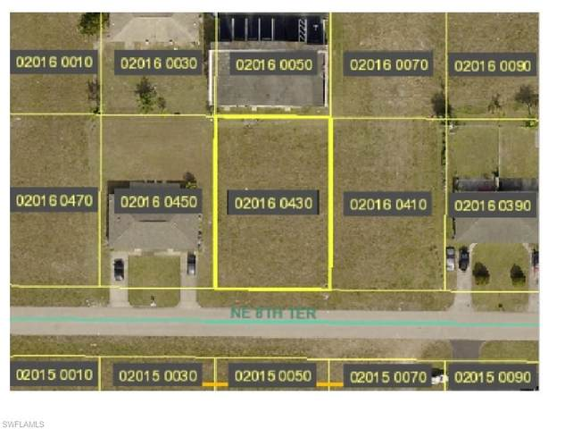 1009 NE 8th Terrace, Cape Coral, FL 33909 (MLS #221073581) :: Waterfront Realty Group, INC.
