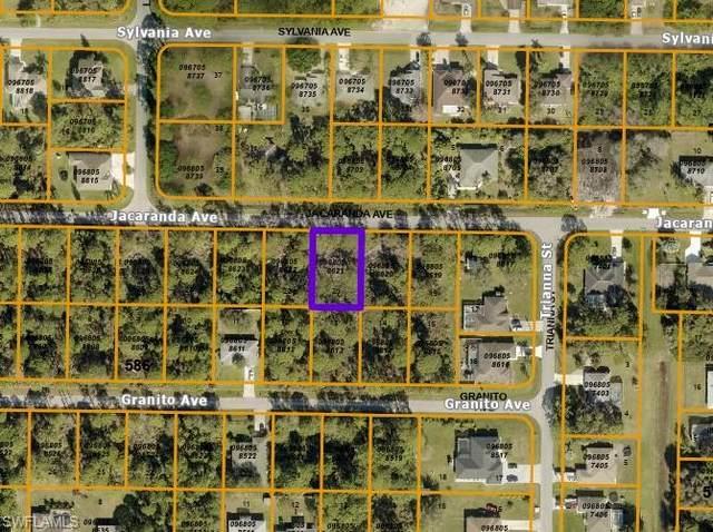 Jacaranda Avenue, North Port, FL 34291 (#221073653) :: The Michelle Thomas Team