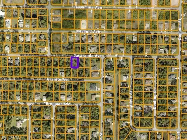 Jacaranda Avenue, North Port, FL 34291 (MLS #221073668) :: Medway Realty